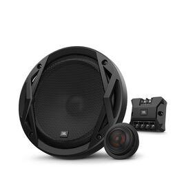 "Club 6500c - Black - 6-1/2"" (160mm) component speaker system - Hero"
