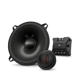 "Club 5000c - Black - 5-1/4"" (130mm) component speaker system - Hero"