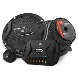 "GTO509C - Black - 225-Watt, 5-1/4"" Two-Way Component System - Hero"