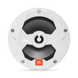 "Club Marine MS65W - White Gloss - 6-1/2"" (160mm) two-way marine audio speaker – White - Hero"