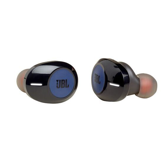 JBL TUNE 120TWS - Blue - Truly wireless in-ear headphones. - Detailshot 1