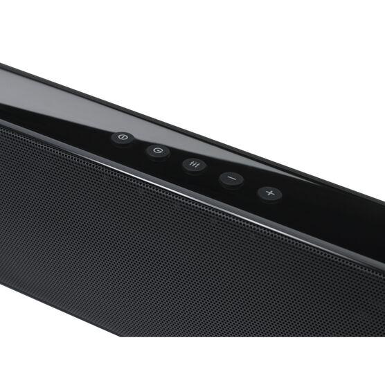 JBL Cinema SB110 - Black - 2.0 channel soundbar - Detailshot 1