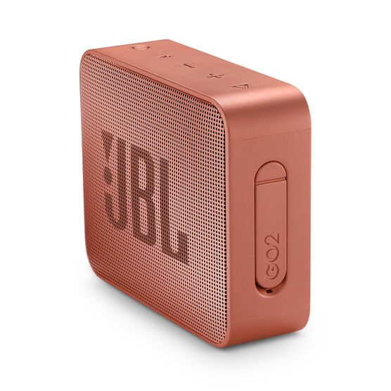 JBL GO 2 - Sunkissed Cinnamon - Portable Bluetooth speaker - Detailshot 2