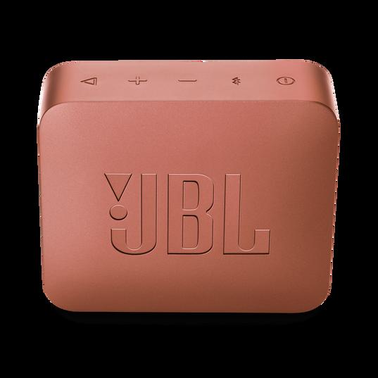 JBL GO 2 - Sunkissed Cinnamon - Portable Bluetooth speaker - Back