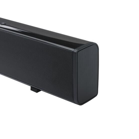 JBL Cinema SB110 - Black - 2.0 channel soundbar - Left