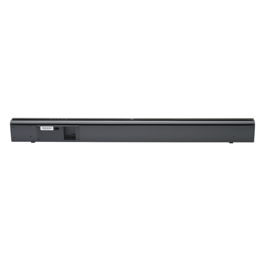 JBL Cinema SB110 - Black - 2.0 channel soundbar - Back