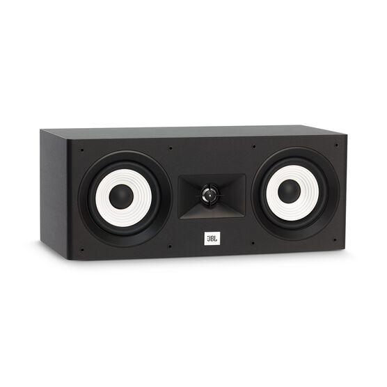 JBL Stage A125C - Black - Home Audio Loudspeaker System - Detailshot 1