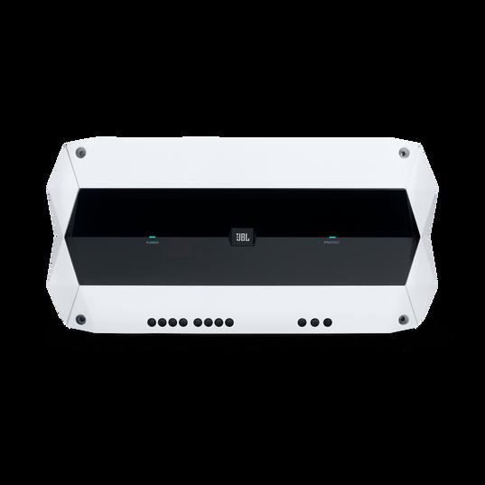 JBL Marine MA704 - White Matte - Multi-element high-performance, 4-channel amplifier - Detailshot 4