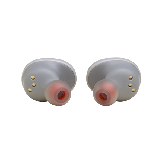 JBL Tune 120TWS - White - True wireless in-ear headphones. - Back