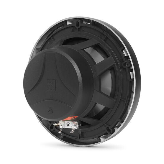 "Club Marine MS65LB - Black Matte - Club Marine MS65LB—6-1/2"" (160mm) two-way marine audio multi-element speaker with RGB lighting – Black - Detailshot 1"