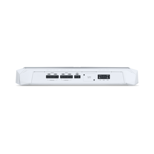 JBL Marine MA4505 - White Matte - Multi-element high-performance, 5-channel amplifier - Detailshot 1