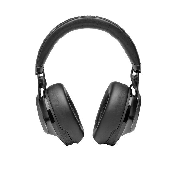 JBL CLUB 950NC - Black - Wireless over-ear noise cancelling headphones - Back