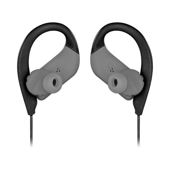 JBL Endurance SPRINT - Black - Waterproof Wireless In-Ear Sport Headphones - Detailshot 3