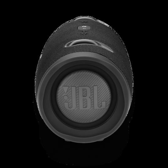 JBL Xtreme 2 - Midnight Black - Portable Bluetooth Speaker - Left