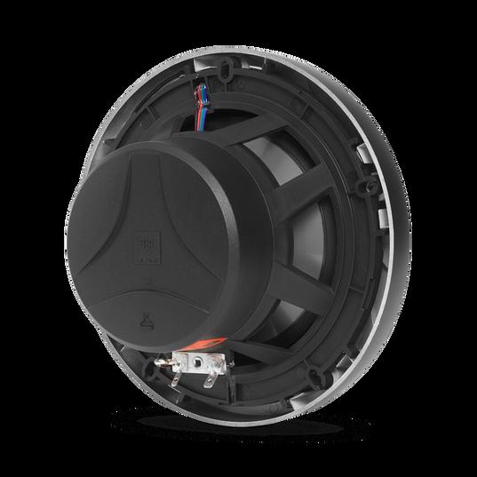 "Club Marine MS65B - Black Matte - Club Marine MS65B—6-1/2"" (160mm) two-way marine audio multi-element speaker – Black - Detailshot 1"