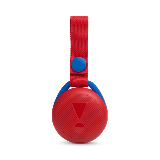 JBL JR POP - Red - Portable speaker for kids - Back