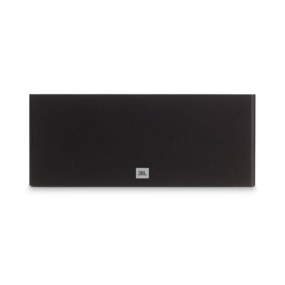 JBL Stage A125C - Black - Home Audio Loudspeaker System - Front