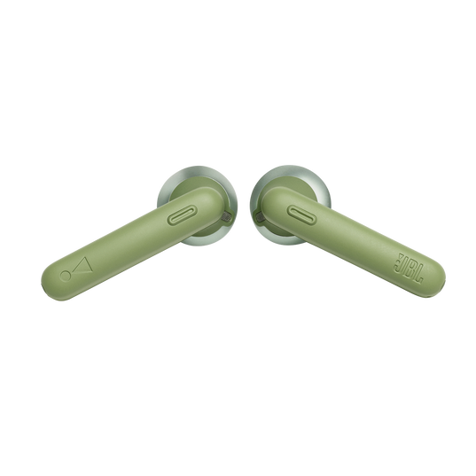 JBL Tune 220TWS - Green - True wireless earbuds - Front