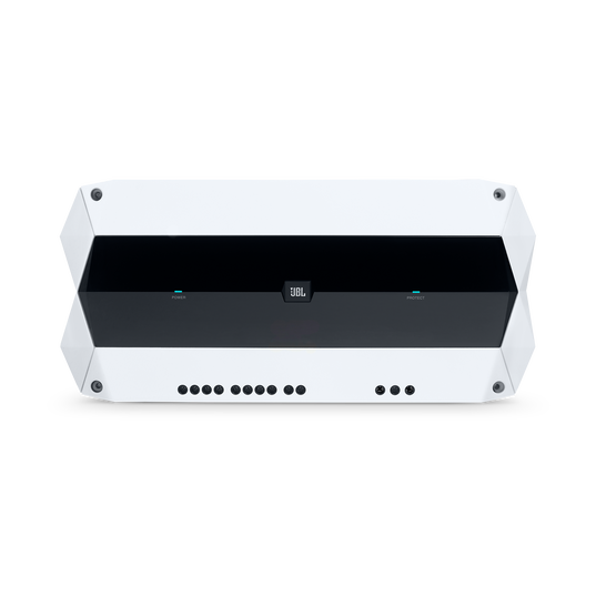 JBL Marine MA4505 - White Matte - Multi-element high-performance, 5-channel amplifier - Detailshot 4