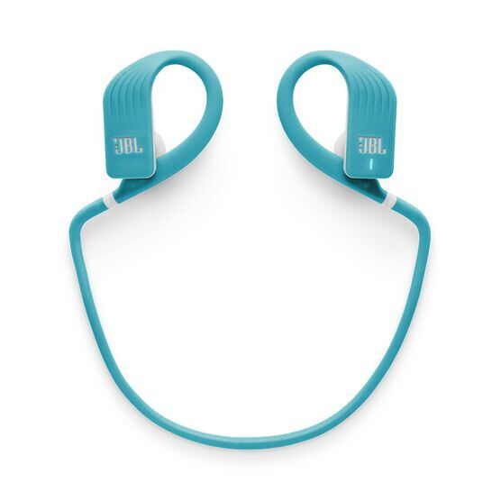 JBL Endurance JUMP - Teal - Waterproof Wireless Sport In-Ear Headphones - Detailshot 2