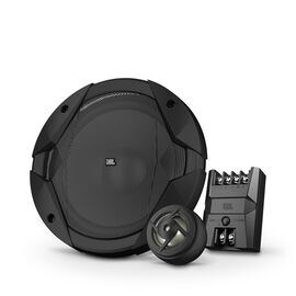"GT7-5C - Black - 5-1/4"" car audio component speaker system, 135W - Hero"