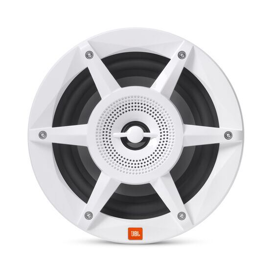 JBL Stadium Marine M6520 - White - Take JBL concert level sound to the high seas. - Front