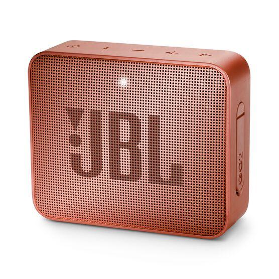 JBL GO 2 - Sunkissed Cinnamon - Portable Bluetooth speaker - Hero