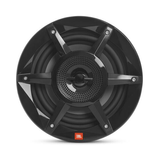 JBL Stadium Marine M6520 - Black - Take JBL concert level sound to the high seas. - Front