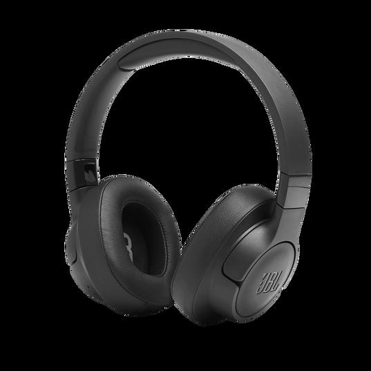 JBL TUNE 700BT - Black - Wireless Over-Ear Headphones - Detailshot 6