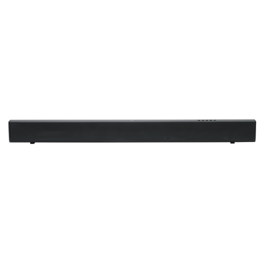 JBL Cinema SB110 - Black - 2.0 channel soundbar - Hero