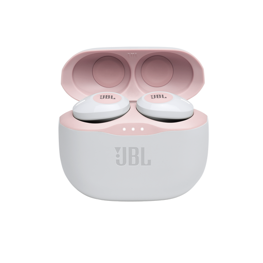 JBL Tune 125TWS - Pink - True wireless in-ear headphones - Detailshot 3