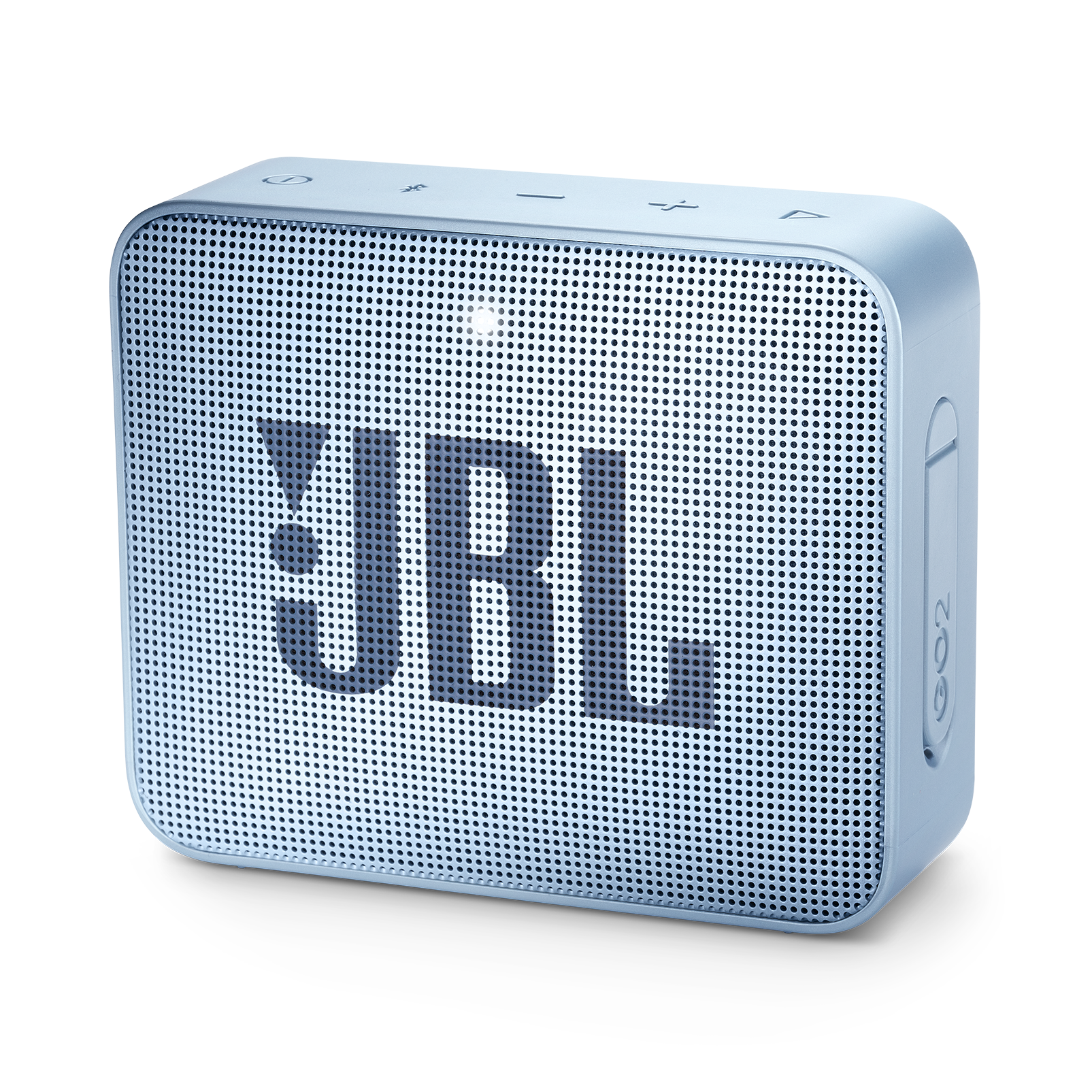 JBL GO 2 - Icecube Cyan - Portable Bluetooth speaker - Hero