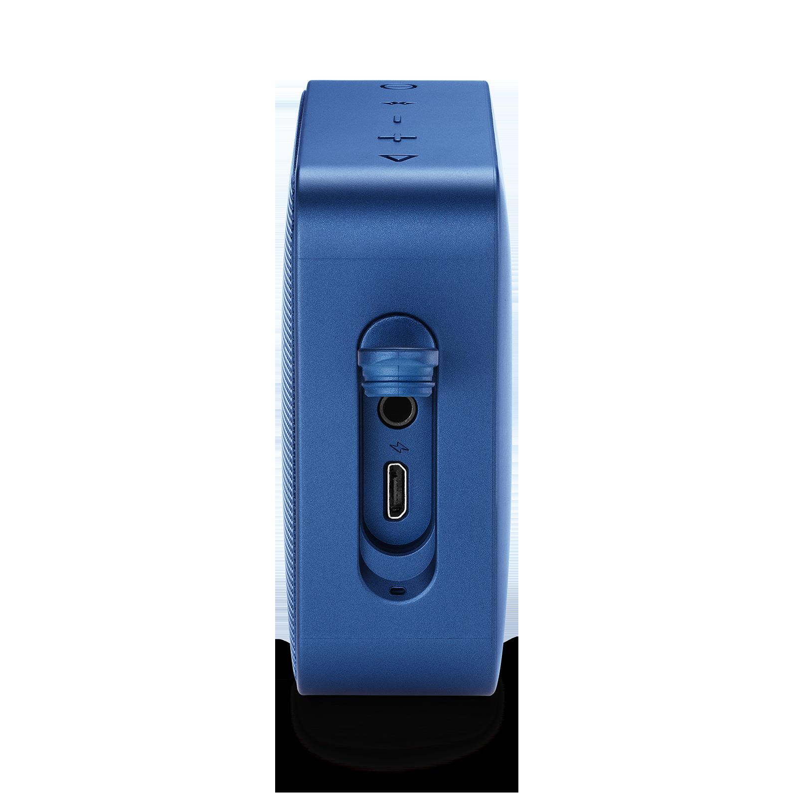JBL GO 2 - Deep Sea Blue - Portable Bluetooth speaker - Detailshot 4