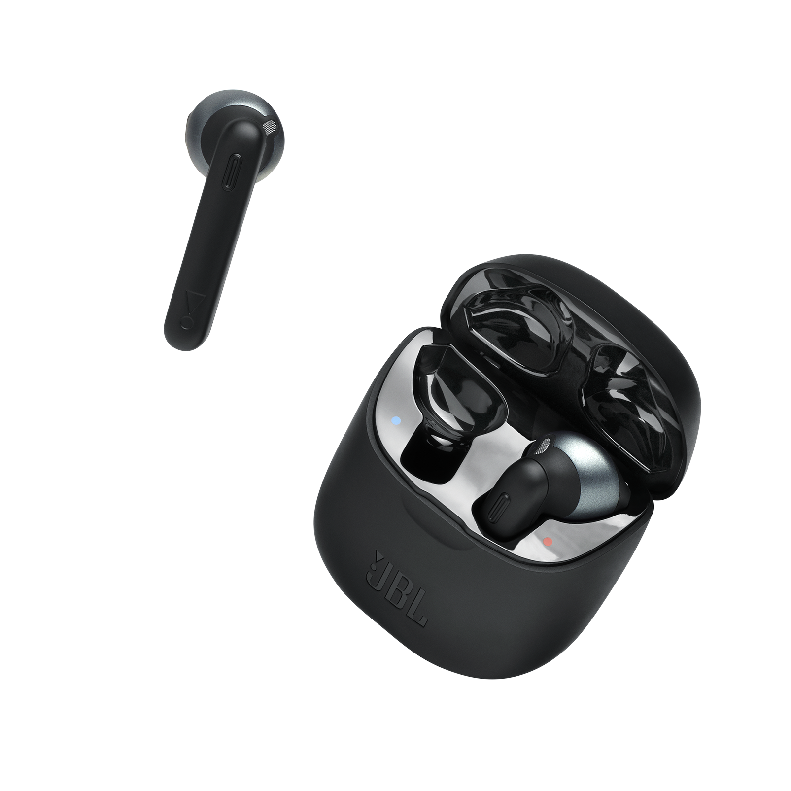 JBL TUNE 220TWS - Black - True wireless earbuds - Detailshot 2
