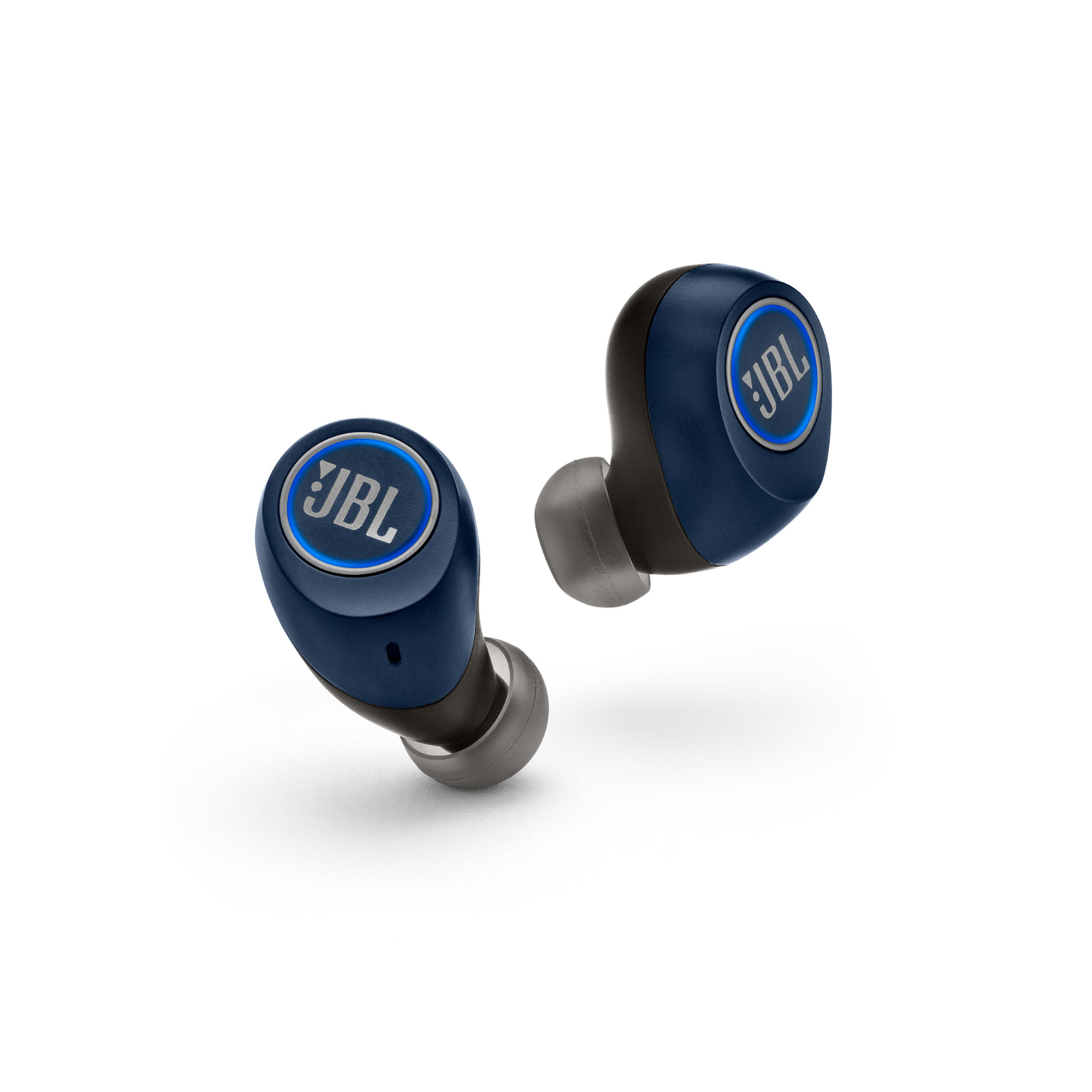 JBL Free X - Blue - Truly wireless in-ear headphones - Detailshot 3