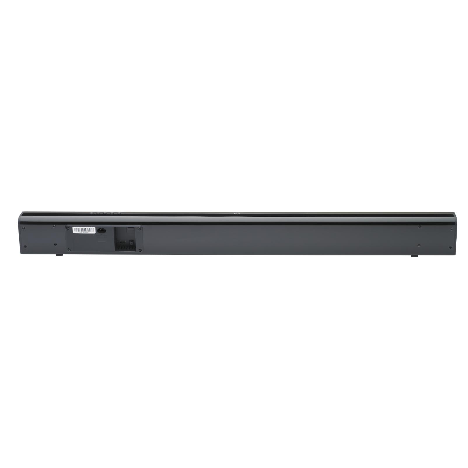 JBL Cinema SB110 - Black - 2.0 channel soundbar - Back