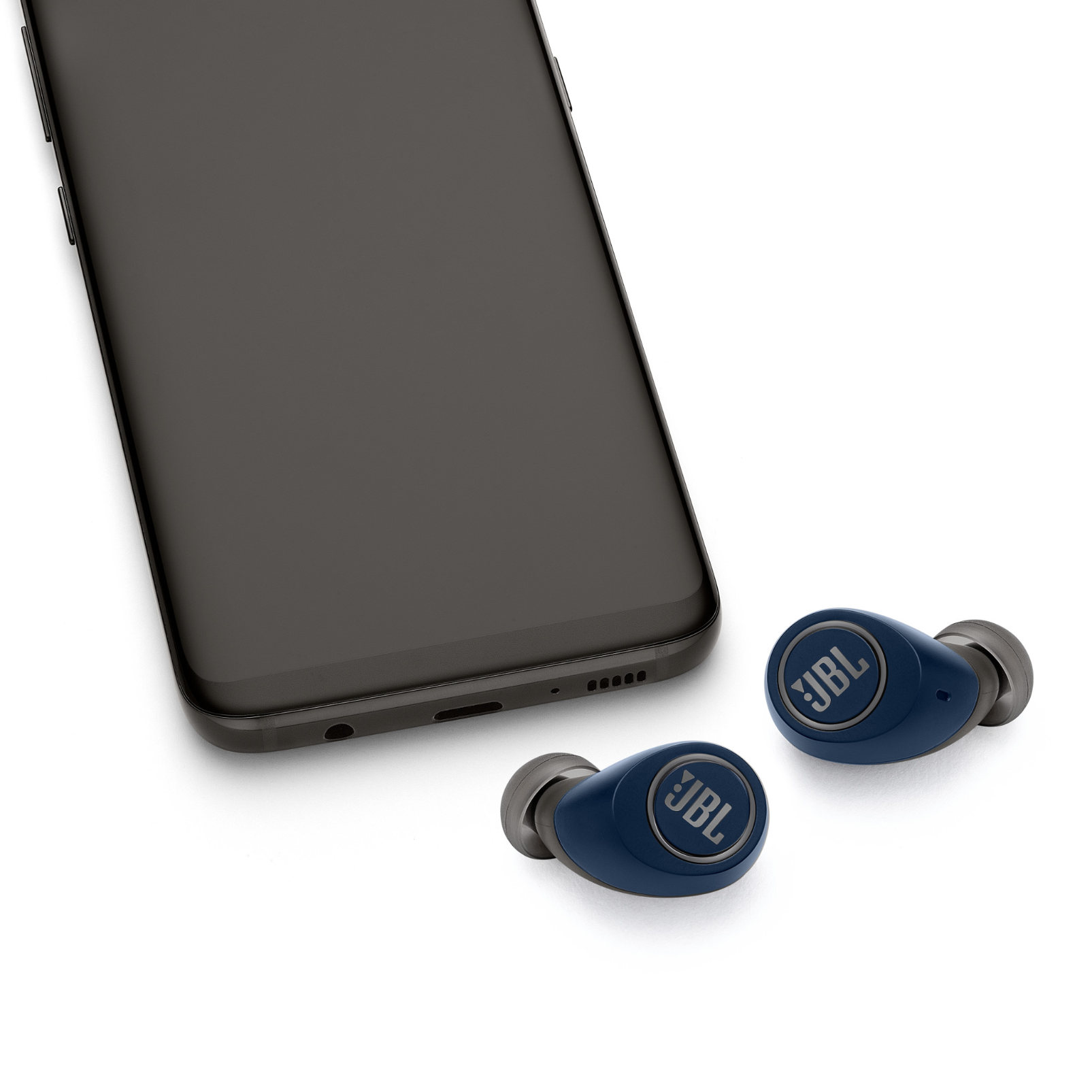 JBL Free X - Blue - Truly wireless in-ear headphones - Detailshot 1